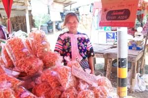 Markt in der Nähe von Mae Sot