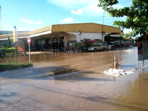 Busstation Nakon Chum